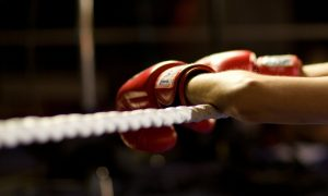 Boxe nas Olimpíadas