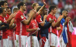 Foto: Reprodução/Facebook FC Bayern München