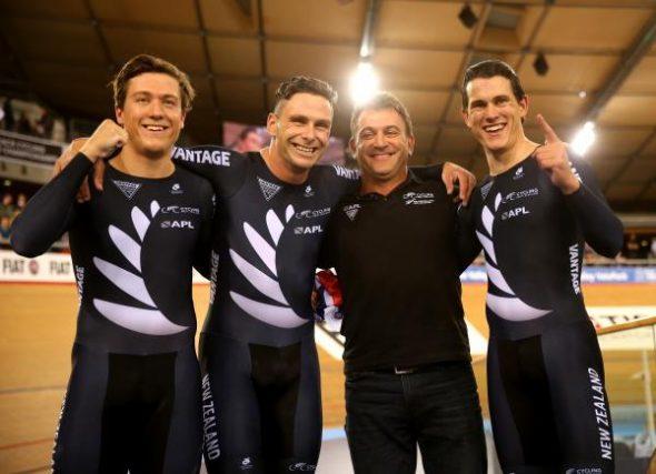 ciclismo pista nova zelandia