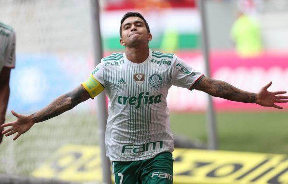 Dudu - Crédito: Cesar Greco/Ag Palmeiras/Divulgação