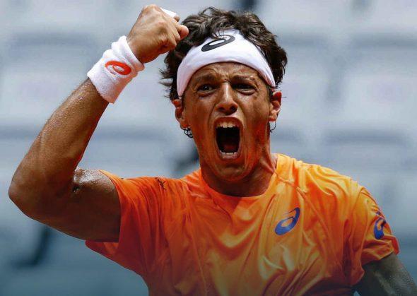 Feijão já disputou chave do Australian Open por duas vezes. Foto: CBT