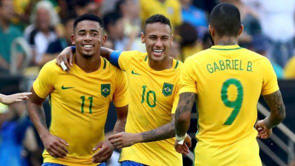 Neymar - Gabigol e Jesus estão na lista - Foto: Divulgação/ Twitter da CBF