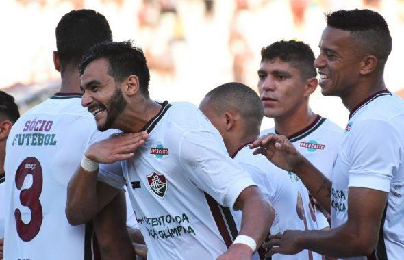 Crédito de imagem: MAILSON SANTANA/FLUMINENSE FC