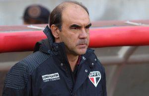 A reestreia de Ricardo Gomes não foi como esperado.