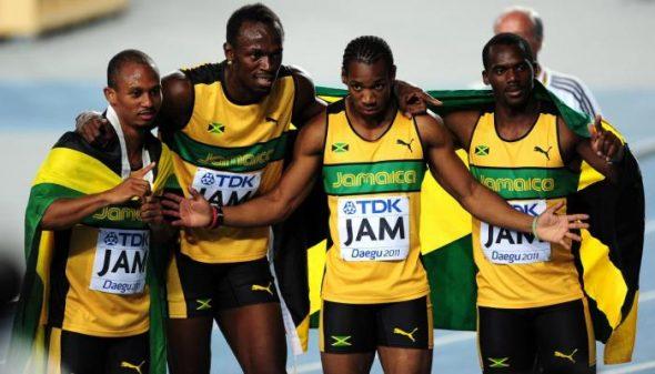 jamaican-100m-squad