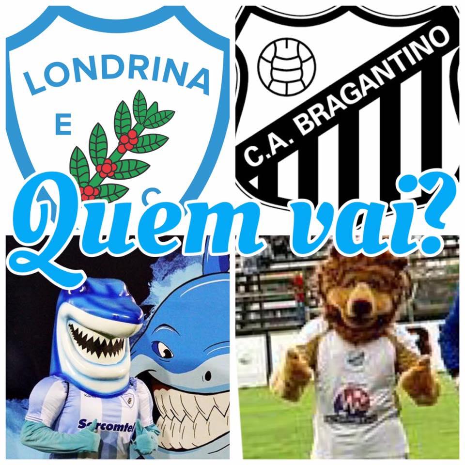 Londrina x Bragantino