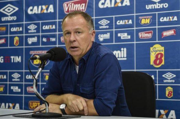 Facebook oficial Cruzeiro Esporte Clube