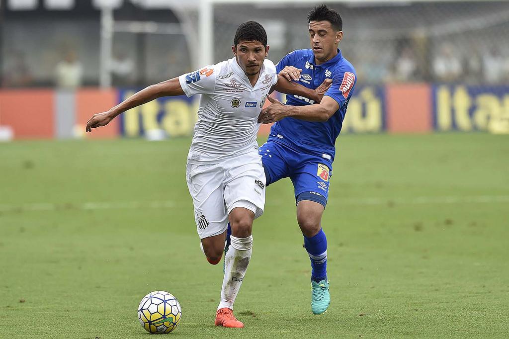 Robinho - Santos 2 x 0 Cruzeiro