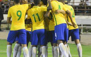 Brasil x Iraque