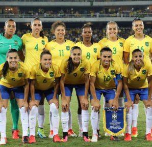 ranking seleção feminina Brasil