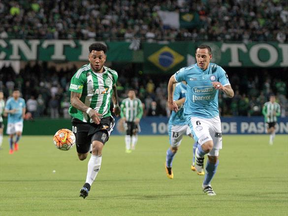 Coritiba x Atlético Nacional ao vivo - Sul Americana 2016