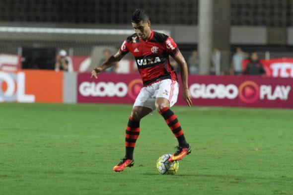 Ederson - Gilvan de Souza/Flamengo
