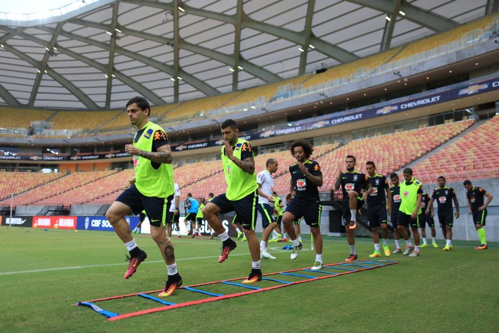 Alisson destaca foco 'jogo a jogo' para a seleção brasileira