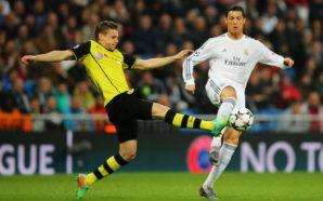 Real Madrid x Borussia Dortmund