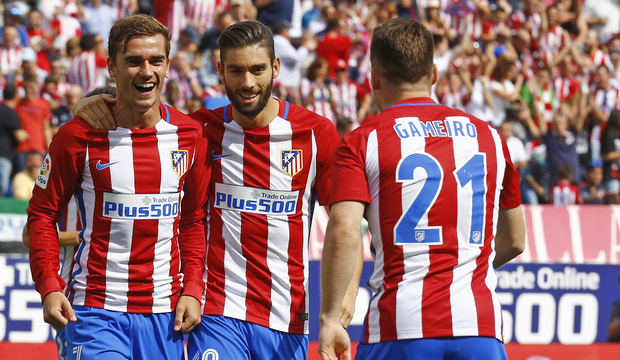 Assistir jogo Atlético de Madrid x Granada ao vivo 15/10/2016