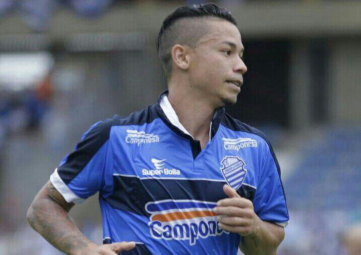 Após passagem pelo Paysandu, Cleyton voltou ao CSA e é o grande nome do time para o próximo ano (Foto: Alisson Frazão / Ascom CSA)