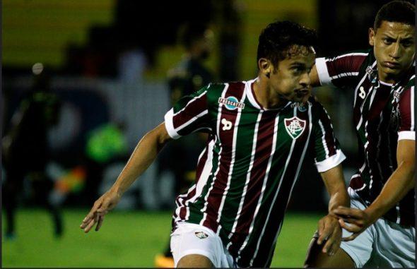 Scarpa - Foto: Nelson Perez/Fluminense F.C