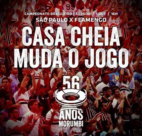 Foto: Facebook/São Paulo FC