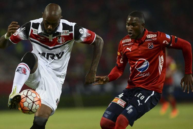 Santa Cruz x Independiente Medellín