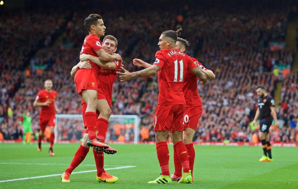 Swansea x Liverpool