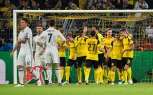 Crédito da foto: Reprodução/ Facebook Oficial Borussia Dortmund