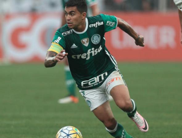 Dudu é o que mais deu assistência - César Greco / Ag. Palmeiras