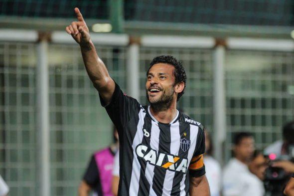 Fred (Atlético-MG) - está atrás dos 3 líderes. Foto: Bruno Cantini/CAM