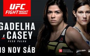 Reprodução/Site Oficial do UFC Brasil