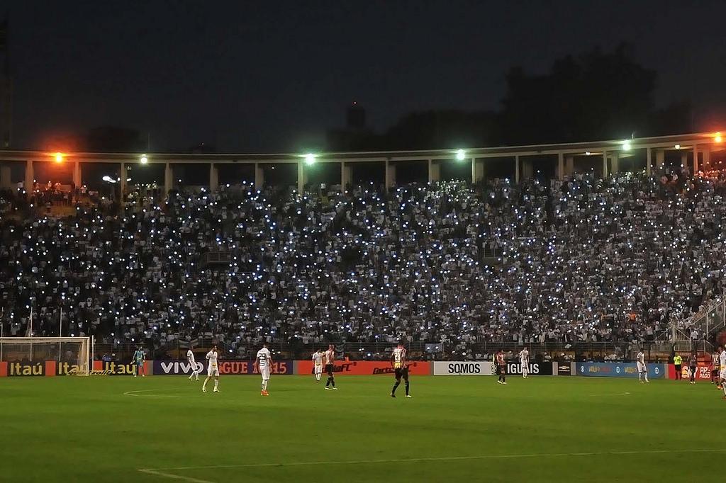 Santos x Santa Cruz - ingressos - 18/09 - Pacaembu