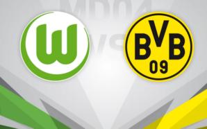 Wolfsburg x Borussia Dortmund