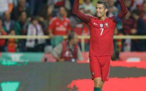 Crédito da foto: Reprodução\ Facebook oficial do Cristiano Ronaldo