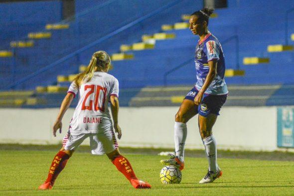 foto Arthur Marega Filho/ São José Futebol Feminino
