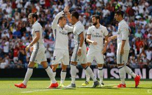 Real Madrid x Granada
