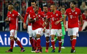 Augsburg x Bayern