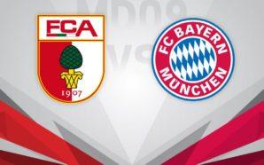 Augsburg x Bayern de Munique