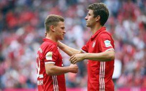 Bayern de Munique x Wolfsburg