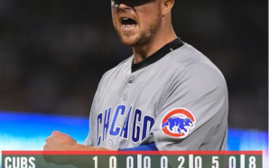 Chicago cubs game 5