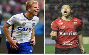 Divulgação: Atlético-GO; Bahia; Brasil de Pelotas e Paysandu