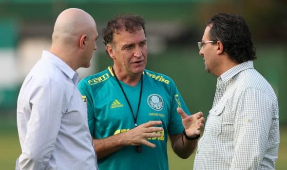 América-MG joga contra o líder Palmeiras em Londrina para diminuir prejuízos
