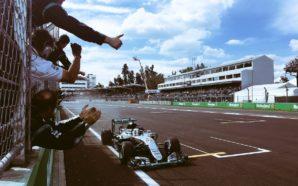 Foto: Twitter oficial da Mercedes GP