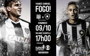 Guia de TV Botafogo e Figueirente 09 10 2016
