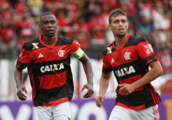 Juan e Leo Duarte - Divulgação/Flamengo