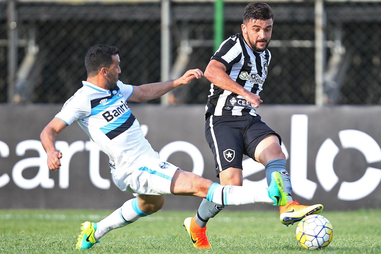 Jair Ventura revela que está próximo de renovar contrato com o Botafogo