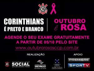 Foto: Reprodução/Facebook Corinthians