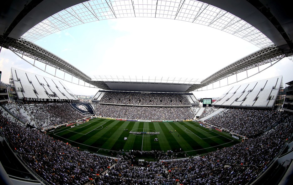 Estádio do Corinthians( foto: Divulgação)