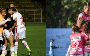 Foto: Montagem/Arthur Marega Filho / São José Futebol Feminino e Gabriela Montesano/Osasco Auda