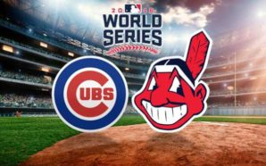 chicago cubs x cleveland indians 2