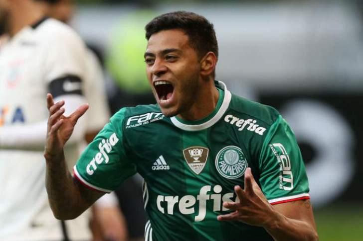 Cesar Greco/Ag.Palmeiras/Divulgação - Cleiton Xavier - 6 assistências
