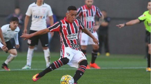 Rubens Chiri - São Paulo FC
