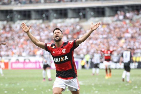 Instagram oficial do Flamengo